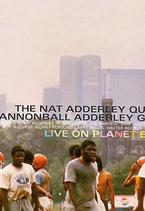 The Cannonball Adderley Group