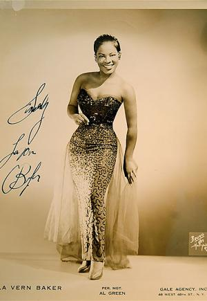 Lavern Baker & The Gliders