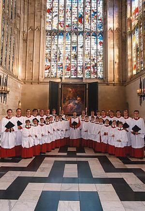 Choir of King's College, Cambridge/English Chamber Orchestra/José-Luis Garcia/Peter Barley/Stephen Cleobury