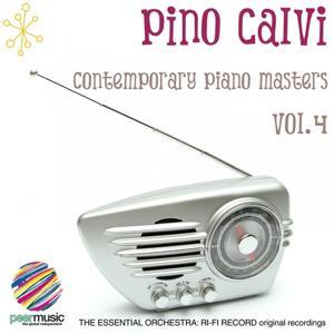 Contemporary Piano Masters by Pino Calvi, Vol. 4