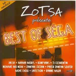Zotsa présente : Best of séga (Ile Maurice)