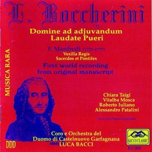 Luigi Boccherini : Domine ad adjuvandum