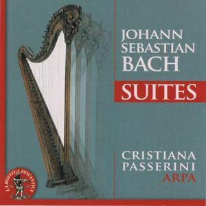 Johann Sebastian Bach : Suites per arpa