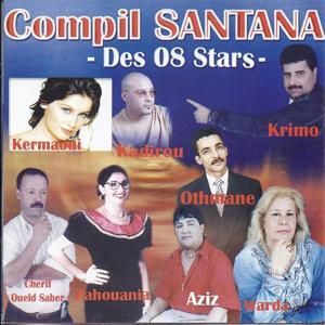 Compilation Santana des 8 Stars