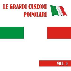 Le grandi canzoni popolari, vol. 4