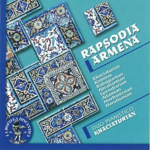 Rapsodia Armena (Duo pianistico Khaciaturian)
