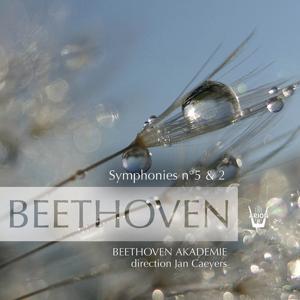 Beethoven : Symphonies No. 5 & No. 2, vol.1