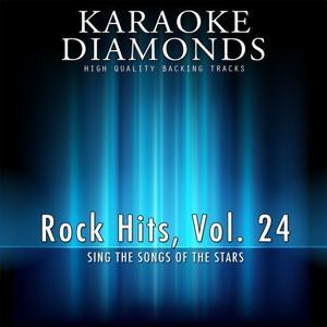 The Best for Rock Musicians, Vol. 24 (Karaoke Version)