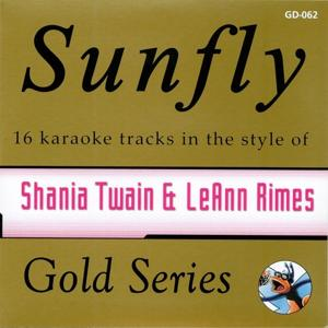 Sunfly Gold 62 In the Style of Shania Twain & Leann Rimes