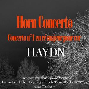 Haydn : Horn concerto No. 1 en ré majeur pour cor