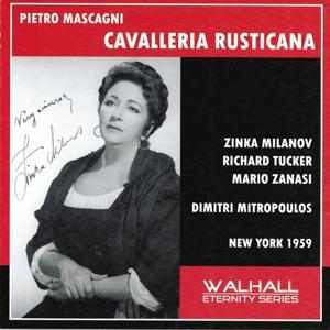 Pietro Mascagni : Cavalleria Rusticana (New York 1959)