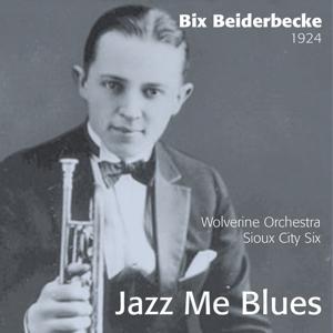 Jazz Me Blues - Bix Beiderbecke 1924