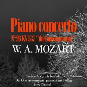 Mozart : Concerto en Ré majeur pour piano et orchestre No. 26, ''Coronation Concerto'' KV 537