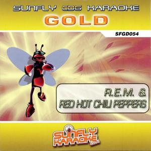 Sunfly Gold 54 In the Style of R.e.m. & Red Hot Chili Peppers