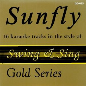 Sunfly Gold 15 In the Style of Robbie Williams