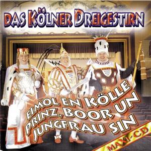 Das Kölner Dreigestirn