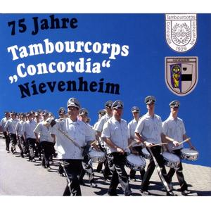 75 Jahre Tambourcorps Concordia Nievenheim