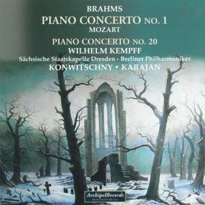 Johannes Brahms: Piano Concerto No. 1 - Wolfgang Amadeus Mozart: Piano Concerto No. 20