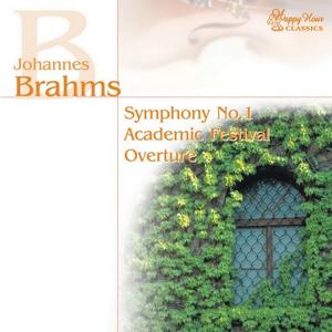 Johannes Brahms (Symphony No.1 and Academic Festival Overture)