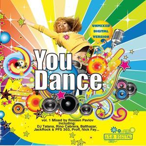 USB Digital presents You Dance, Vol.1 (Unmixed Digital Version)