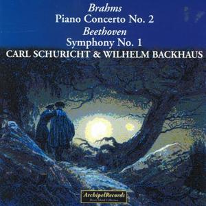 Johannes Brahms: Piano Concerto No. 2 - Ludwig van Beethoven: Symphony No. 1