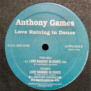Love Raining In Dance