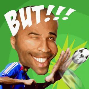 Sonnerie la main de Thierry Henry