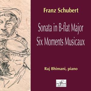 Franz Schubert: Sonata In B-Flat Major, Six Moments Musicaux