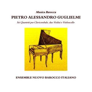 Pietro Alessandro Guglielmi : Sei quartetti per clavicembalo, due violini e violoncello