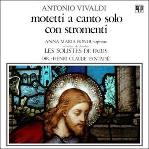 Antonio Vivaldi : 3 motets