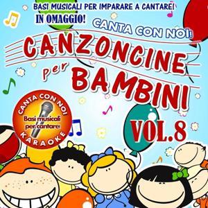 Canta con noi bimbo hits, vol. 8