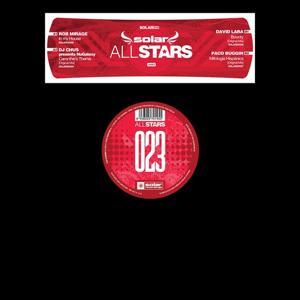 Solar All Stars Vol. 1