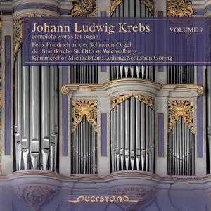 Johann Ludwig Krebs - complete works for organ Vol. 9
