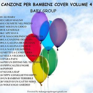 Canzoni per bambini cover, vol. 4