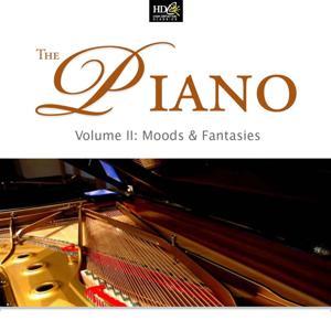 The Piano Vol. 2: Moods & Fantasies: Brilliant Romantic Piano Pieces