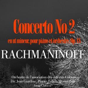 Rachmaninoff : Concerto No. 2 en ut mineur, pour piano et orchestre, Op. 18