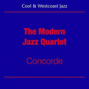 Cool Jazz And Westcoast (The Modern Jazz Quartet - Concorde)