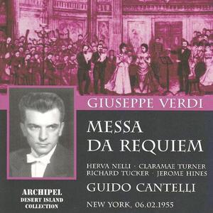 Giuseppe Verdi : Messa da Requiem (New York 06.02.1955)