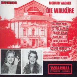 Richard Wagner: Die Walküre (Bayreuth 1955)