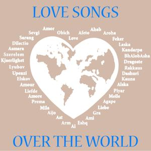 Love songs over the world