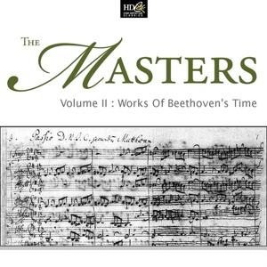 The Masters Vol. 2 - Works Of Beethoven's Time (The Masters Of European Classicism)