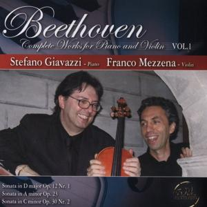 Beethoven: Complete Works for Piano and Violin, Vol. 1