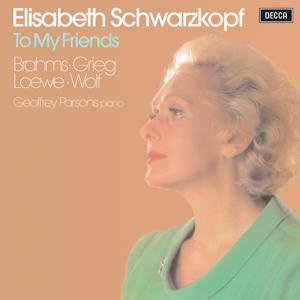 Wolf/Brahms/Loewe/Grieg: Lieder