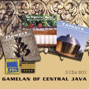 Gamelan of Central Java : Flower  The Meditative Gender  Colours