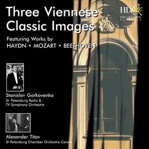 Three Viennese Classic Images (Works by Haydn, Mozart and Beethoven)