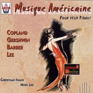 Musique américaine pour deux pianos