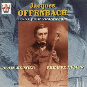 Offenbach : Duos pour violoncelles