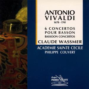 Vivaldi : 6 concertos pour basson