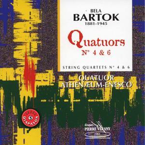 Bartok : Quatuors No.4 & 6
