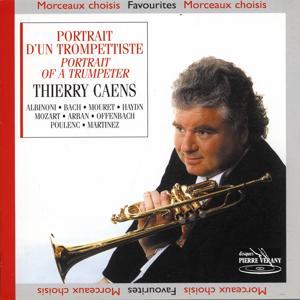Thierry Caens : Portrait d'un trompettiste